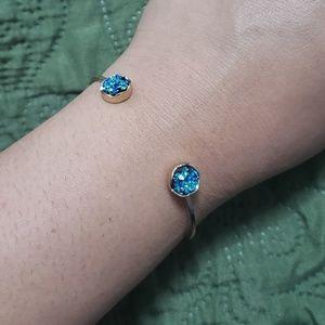 Anthropologie bracelet.